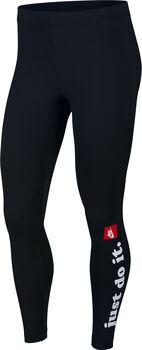 Nike Mallas Sportswear Club Women's L mujer Negro