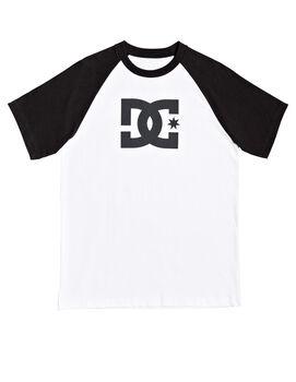 DC Camiseta Manga Corta Star Raglan hombre