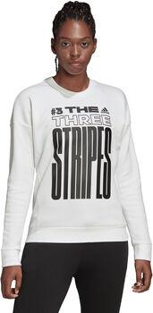 adidas Sudadera Three Stripes mujer