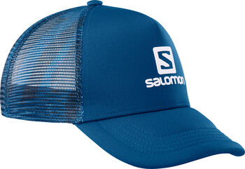 Salomon Gorra SUMMER LOGO CAP M Poseid hombre