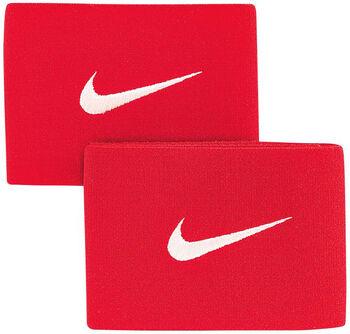 Nike Sujeta espinilleras NK GRD STAY-II Rojo