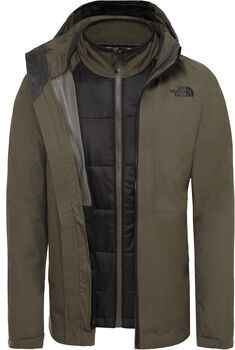 The North Face ChaquetaARASHI II TRICLIMATE JACKET hombre Verde