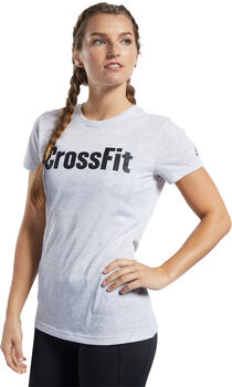 Reebok Camiseta manga corta CrossFit Read  mujer