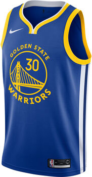 Nike Camiseta NBA Stephen Curry Icon Edition Swingman hombre