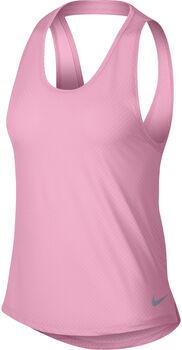 Nike Breathe Dri-FIT Miler Mujer Rosa