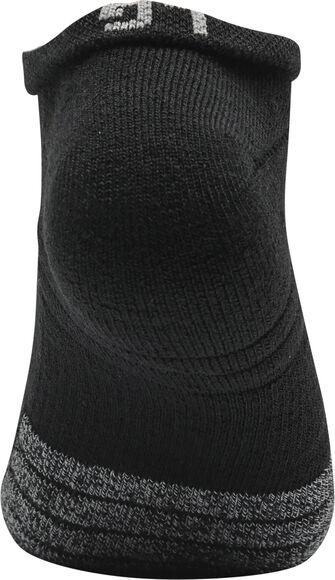 Calcetines 3-Pack HeatGear® No Show