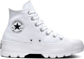 Zapatillas Chuck Taylor All Star Lugged Canvas Hi Top
