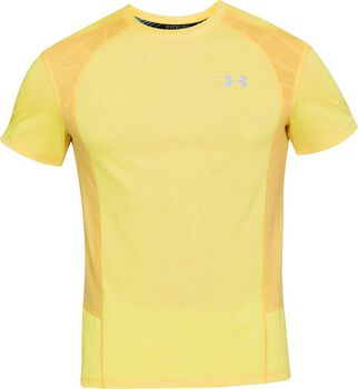 Under Armour Threaborne Swyft Camiseta manga corta hombre Amarillo