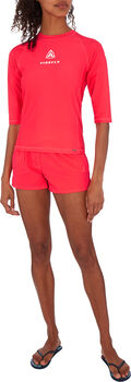 FIREFLY Camiseta De Baño Lunelia mujer Rojo
