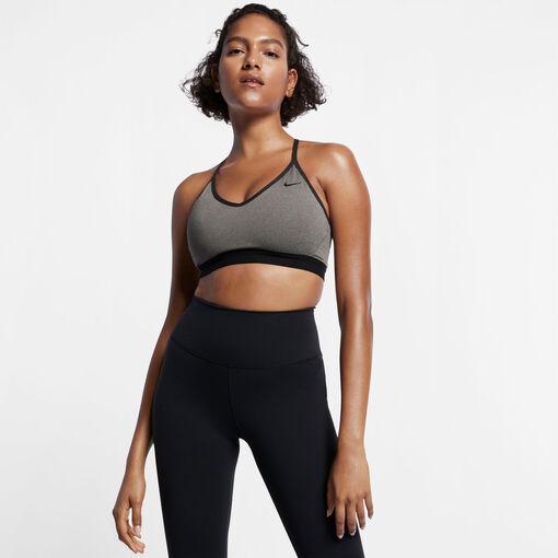 Nike - Sujetador NIKE INDY BRA - Mujer - Sujetadores deportivos - Gris - XL