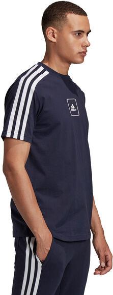 Camiseta Manga Corta Tape 3-Stripes