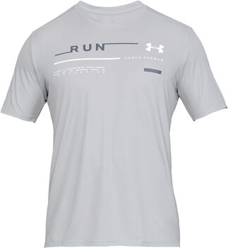 Under Armour Camiseta Run Graphic para hombre
