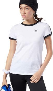 Reebok Camiseta Linear Logo Tee mujer