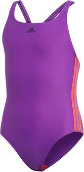 ADIDAS Athly V 3-Stripes Swimsuit Infantil niño