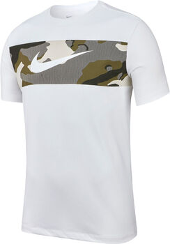 Nike Camiseta m/cNK DRY TEE CAMO BLOCK hombre