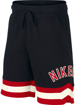 Nike Pantalones cortos AirShorts niño Negro