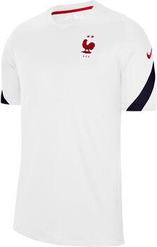 Nike Camiseta Entrenamiento Strike Francia hombre Blanco