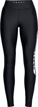 Under Armour HG Armour Graphic Legging mujer Negro