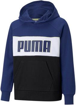 Puma Sudadera Alpha TR B niño