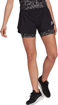 adidas Pantalones cortos Prime Blue 2 en 1  mujer