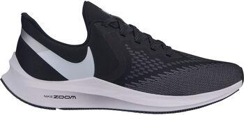 Zapatilla Nike Air Zoom Winflo 6 Mens Ru hombre Negro