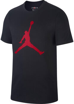 Nike Camiseta m/cJ JUMPMAN SS CREW hombre Negro