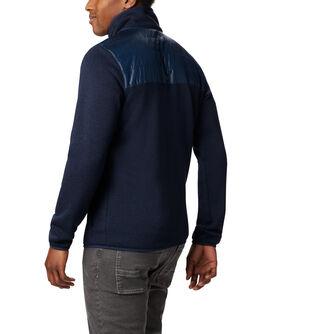Jersey Canyon Point Sweater Fleece Fu