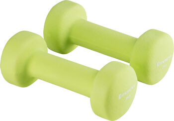 Energetics Pesas Fitness Neopreno  Verde
