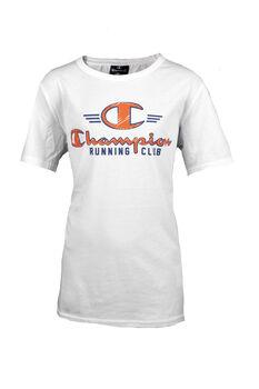 Champion Camiseta Cuello Caja Niño