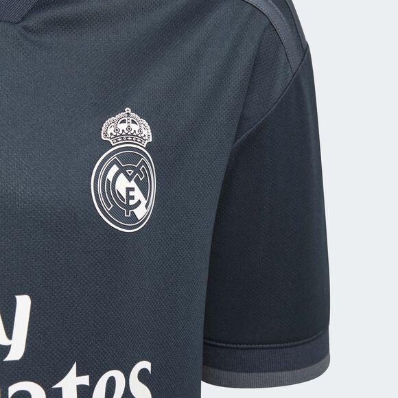 ADIDAS - Camiseta fútbol Real Madrid adidas segunda equipación temporada  2018-2019 A JSYY LFP Junior 921377bdf63