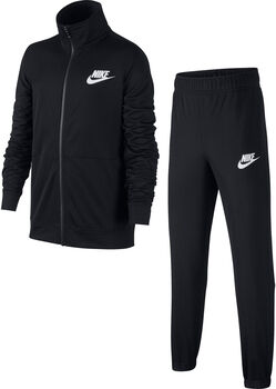 Nike B NSW TRACK SUIT POLY Negro