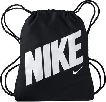 d7b5b6f872fd5 Saco Nike Graphic Gymsack Negro
