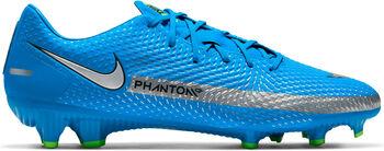 Nike Botas Fútbol Phantom Gt Academy Fg/Mg Azul