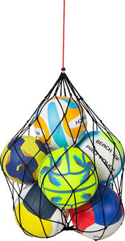Red balones Pro Touch BALL NET 9 BALL  Blanco