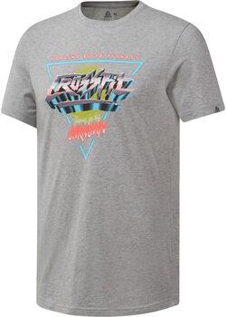 Camiseta Reebok CrossFit® Neon Retro hombre