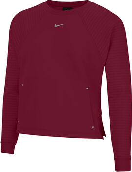 Nike Camiseta Manga Larga Pro Fleece mujer