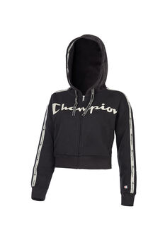 Champion Sudadera Hooded Full Zip Sweatshirt mujer