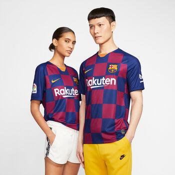 Nike Camiseta Local FC Barcelona 2019-2020 hombre Azul