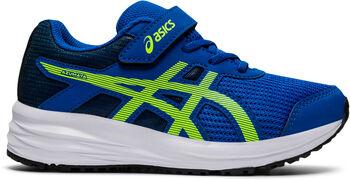 ASICS Zapatillas Running Azumaya niño Azul