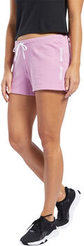 Reebok Pantalón Corto TE Linear Logo Short mujer