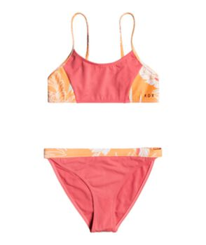 Roxy Bikini Free To Go Bral G   niña