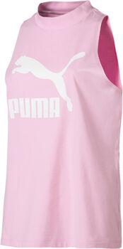 Puma Camiseta de entrenamiento Classics Logo mujer