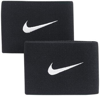 Nike Sujeta espinilleras Guard Stay II Negro