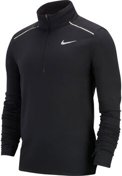 Nike Camiseta m/lNK ELMNT TOP HZ 3.0 hombre Negro
