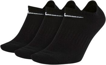 Nike Calcetín Everyday Lightweight Negro