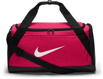 Nike Brasilia S Duffel Unisex Rojo