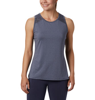 Columbia Camiseta de tirantes Peak To Point II mujer