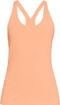 Under Armour HG Armour Racer Camiseta para mujer Naranja