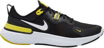 Nike Zapatillas de running React Miler hombre Negro