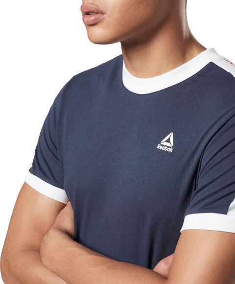 Camiseta TE BL SS GRAPHIC TEE
